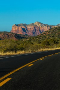 Highway 179 Toward Sedona